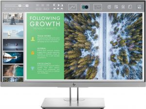 "HP EliteDisplay E243 60,5 cm (23.8"") 1920 x 1080 Pixeles Full HD LED Negro, Plata"