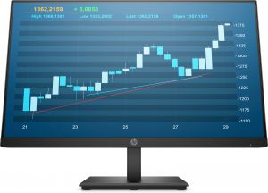 "HP P244 60,5 cm (23.8"") 1920 x 1080 Pixeles Full HD LED Negro"